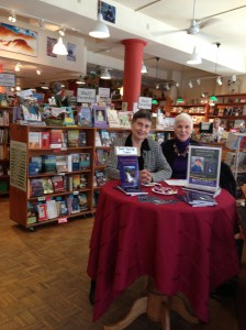 Malaprops Book Signing